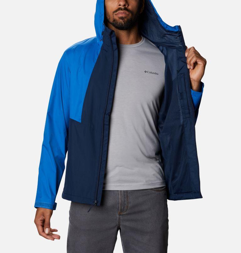 Inner Limits™ II Jacket | 467 | XL Men's Inner Limits™ II Jacket, Collegiate Navy, Bright Indigo, a3