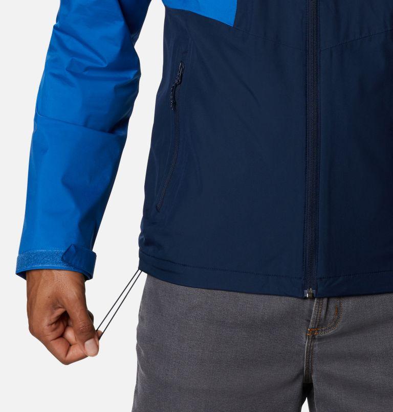 Inner Limits™ II Jacket | 467 | XL Men's Inner Limits™ II Jacket, Collegiate Navy, Bright Indigo, a4