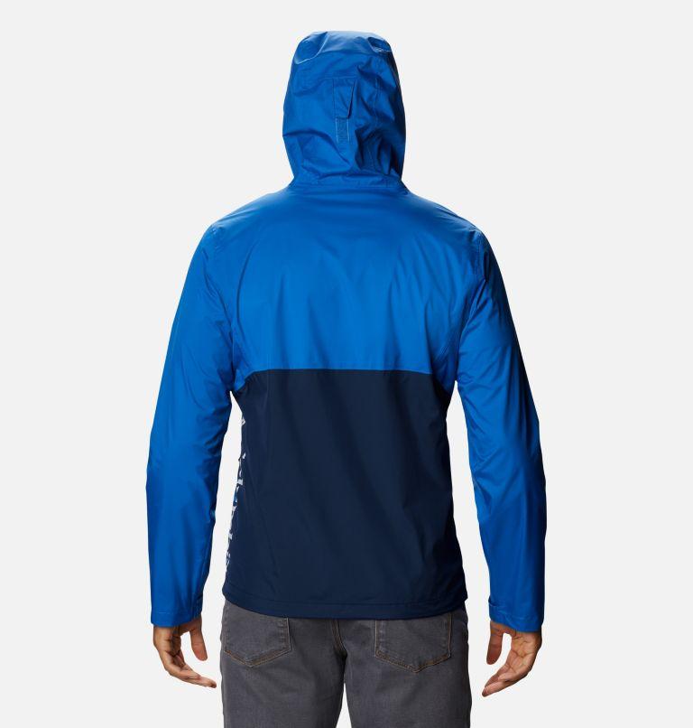 Inner Limits™ II Jacket | 467 | XL Men's Inner Limits™ II Jacket, Collegiate Navy, Bright Indigo, back