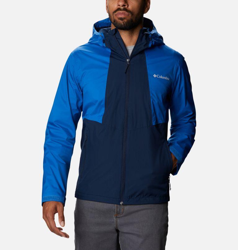 Inner Limits™ II Jacket | 467 | XL Men's Inner Limits™ II Jacket, Collegiate Navy, Bright Indigo, front