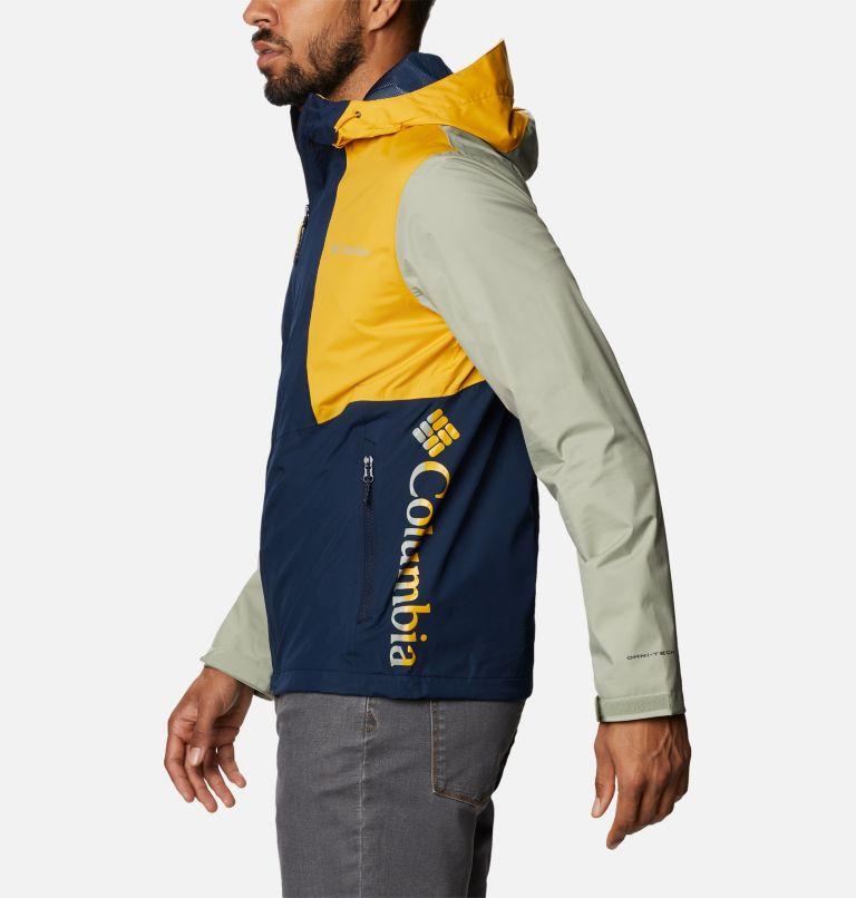 Inner Limits™ II Jacket   469   S Men's Inner Limits™ II Jacket, Collegiate Navy, Bright Gold, Safari, a1