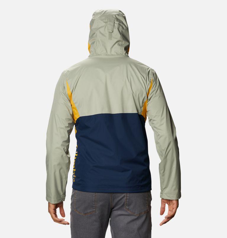 Inner Limits™ II Jacket   469   S Men's Inner Limits™ II Jacket, Collegiate Navy, Bright Gold, Safari, back