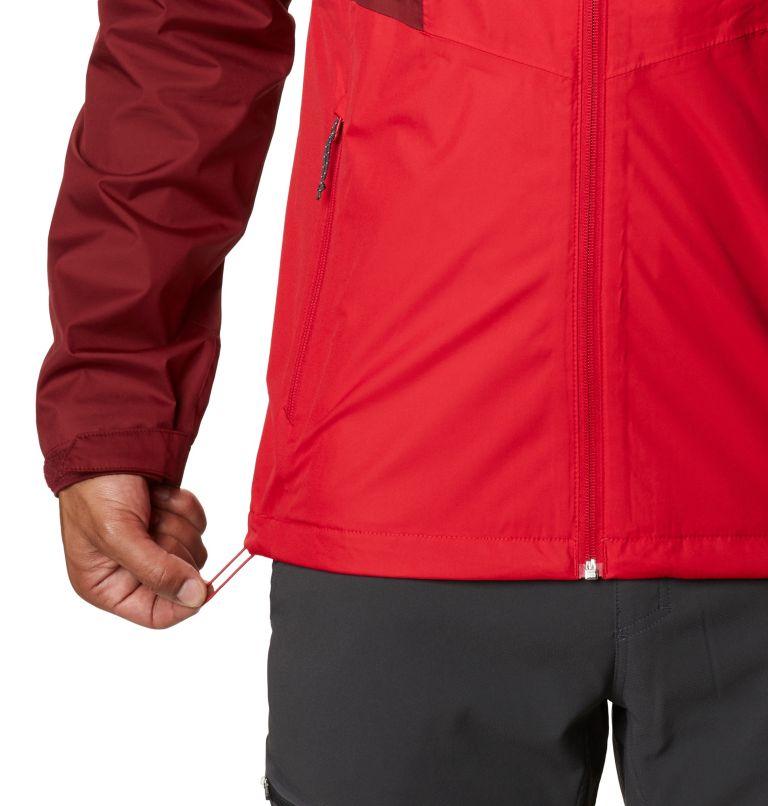 Inner Limits™ II Jacket | 613 | S Men's Inner Limits™ II Jacket, Mountain Red, Red Jasper, a4