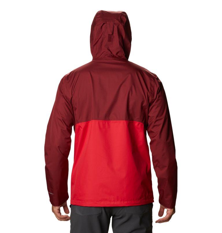 Inner Limits™ II Jacket | 613 | S Men's Inner Limits™ II Jacket, Mountain Red, Red Jasper, back