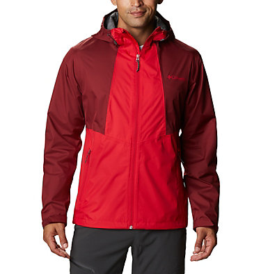 Veste Inner Limits™ II Homme Inner Limits™ II Jacket | 362 | L, Mountain Red, Red Jasper, front