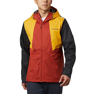 Men's Inner Limits™ II Jacket Inner Limits™ II Jacket | 873 | L, Carnelian Red, Bright Gold, Shark, front