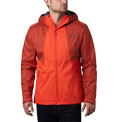 Men's Inner Limits™ II Jacket Inner Limits™ II Jacket | 362 | L, Wildfire, Carnelian Red, front