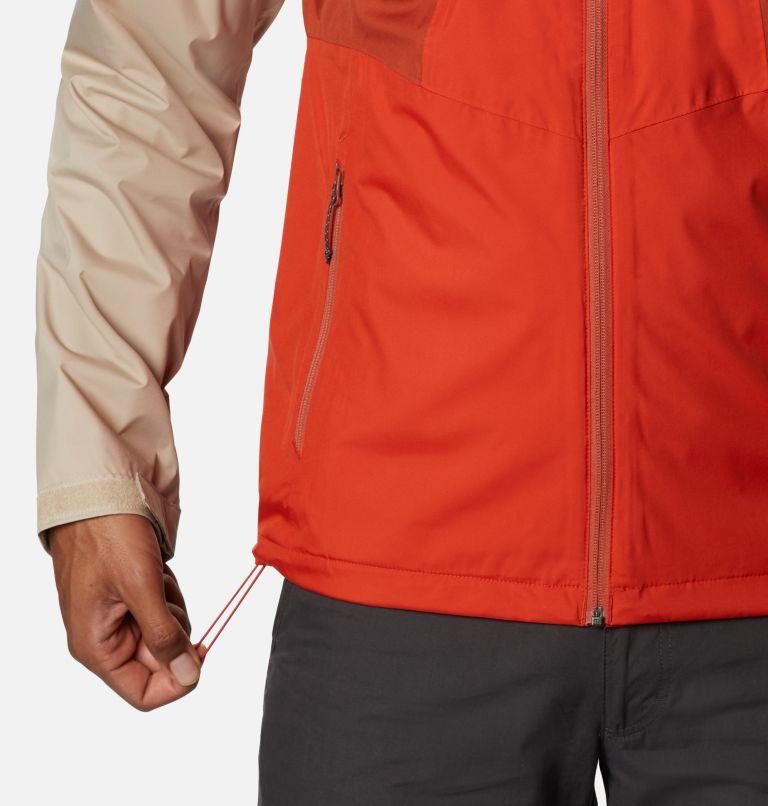 Inner Limits™ II Jacket | 846 | L Men's Inner Limits™ II Jacket, Bonfire, Dark Sienna, Ancient Fossil, a4