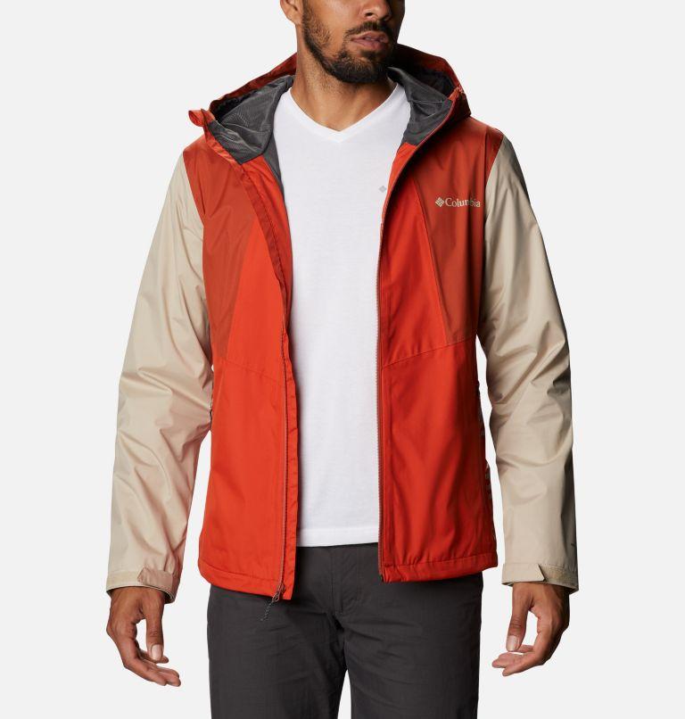 Inner Limits™ II Jacket | 846 | L Men's Inner Limits™ II Jacket, Bonfire, Dark Sienna, Ancient Fossil, front