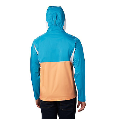 Men's Inner Limits™ II Jacket Inner Limits™ II Jacket | 873 | L, Bright Nectar, White, Clear Water, back