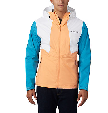 Men's Inner Limits™ II Jacket Inner Limits™ II Jacket | 465 | L, Bright Nectar, White, Clear Water, front