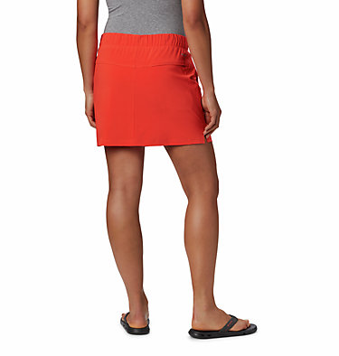 Women's Chill River™ Skort Chill River™ Skort | 847 | L, Bright Poppy, back