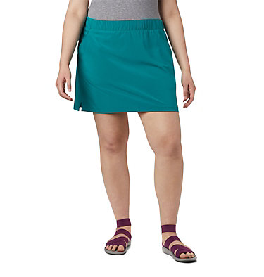Women's Chill River™ Skort – Plus Size Chill River™ Skort | 221 | 1X, Waterfall, front