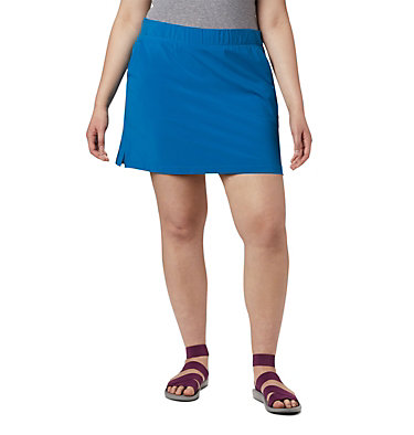 Women's Chill River™ Skort – Plus Size Chill River™ Skort | 466 | 1X, Dark Pool, front
