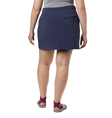 Women's Chill River™ Skort – Plus Size Chill River™ Skort | 466 | 1X, Nocturnal, back