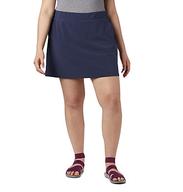 Women's Chill River™ Skort – Plus Size Chill River™ Skort | 466 | 1X, Nocturnal, front