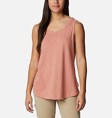 Camisole Summer Chill™ pour femme Summer Chill™ Tank | 100 | L, Cedar Blush, front