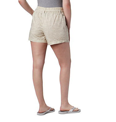 Women's Summer Chill™ Shorts Summer Chill™ Short | 022 | L, Stone Wispy Bamboos, back