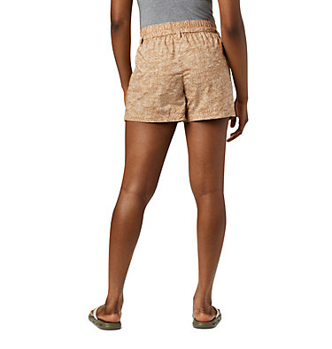 Women's Summer Chill™ Shorts Summer Chill™ Short | 022 | L, Light Elk Wispy Bamboos, back