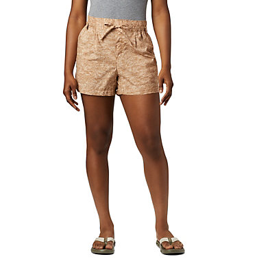 Women's Summer Chill™ Shorts Summer Chill™ Short | 022 | L, Light Elk Wispy Bamboos, front