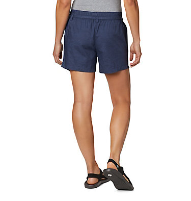 Women's Summer Chill™ Shorts Summer Chill™ Short | 022 | M, Nocturnal Wispy Bamboos, back