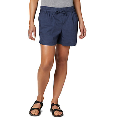 Women's Summer Chill™ Shorts Summer Chill™ Short | 022 | M, Nocturnal Wispy Bamboos, front