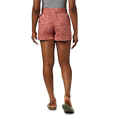 Shorts Summer Chill™ Femme Summer Chill™ Short | 022 | M, Cedar Blush Wispy Bamboos, back