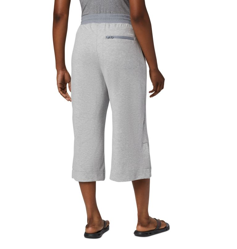 Women's Columbia Park™ Wide Leg Capri Women's Columbia Park™ Wide Leg Capri, back