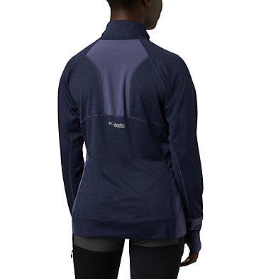 Women's Irico™ Half-Zip Shirt W Irico™ Half Zip | 466 | XS, Nocturnal, back