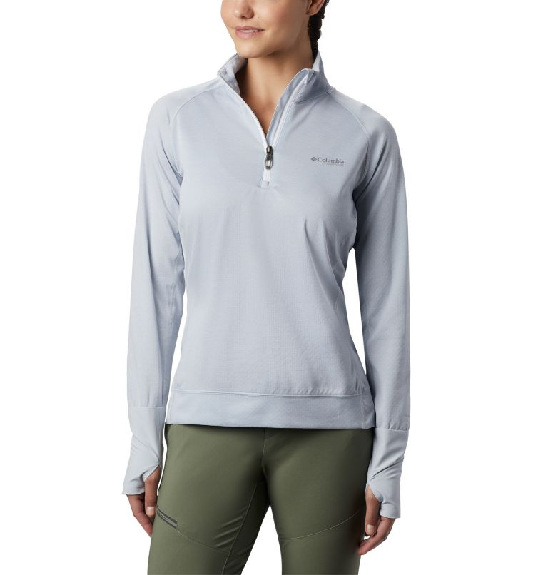 Haut Demi-Zip Irico™ Femme Haut Demi-Zip Irico™ Femme, front