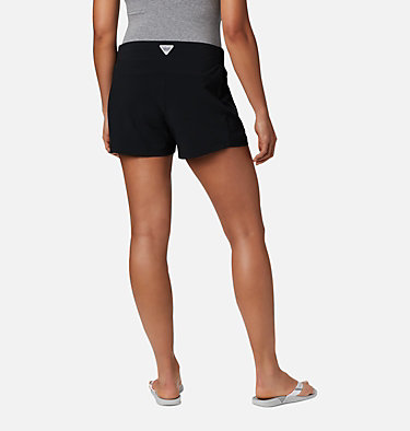 Women's PFG Tidal™ II Shorts Tidal™ II Short | 658 | L, Black, back