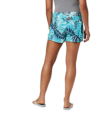 Women's PFG Tidal™ II Shorts Tidal™ II Short | 658 | L, Dolphin Tropical Print, back