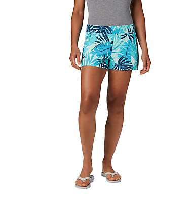 Women's PFG Tidal™ II Shorts Tidal™ II Short | 658 | L, Dolphin Tropical Print, front
