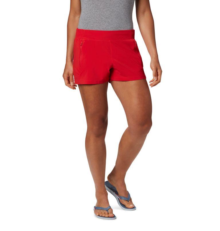 Tidal™ II Short | 658 | XL Women's PFG Tidal™ II Shorts, Red Lily, front