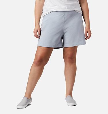 Women's PFG Tidal™ II Shorts - Plus Size Tidal™ II Short | 658 | 1X, Cirrus Grey, front