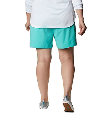 Women's PFG Tidal™ II Shorts - Plus Size Tidal™ II Short | 658 | 1X, Dolphin, back