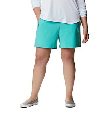 Women's PFG Tidal™ II Shorts - Plus Size Tidal™ II Short | 658 | 1X, Dolphin, front