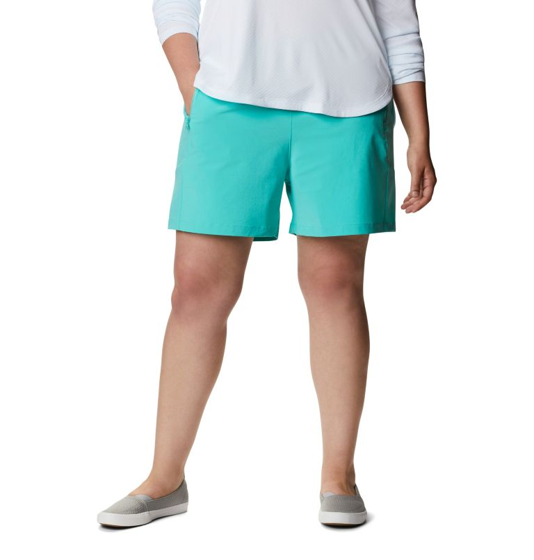 Women's PFG Tidal™ II Shorts - Plus Size Women's PFG Tidal™ II Shorts - Plus Size, front