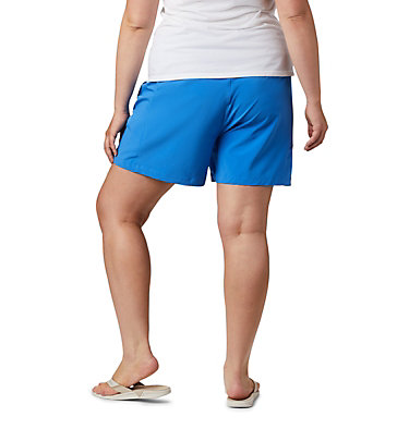 Women's PFG Tidal™ II Shorts - Plus Size Tidal™ II Short | 867 | 1X, Stormy Blue, back