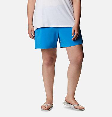 Women's PFG Tidal™ II Shorts - Plus Size Tidal™ II Short | 658 | 1X, Azure Blue, front
