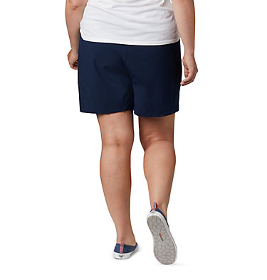 Women's PFG Tidal™ II Shorts - Plus Size Tidal™ II Short | 464 | 3X, Collegiate Navy, back