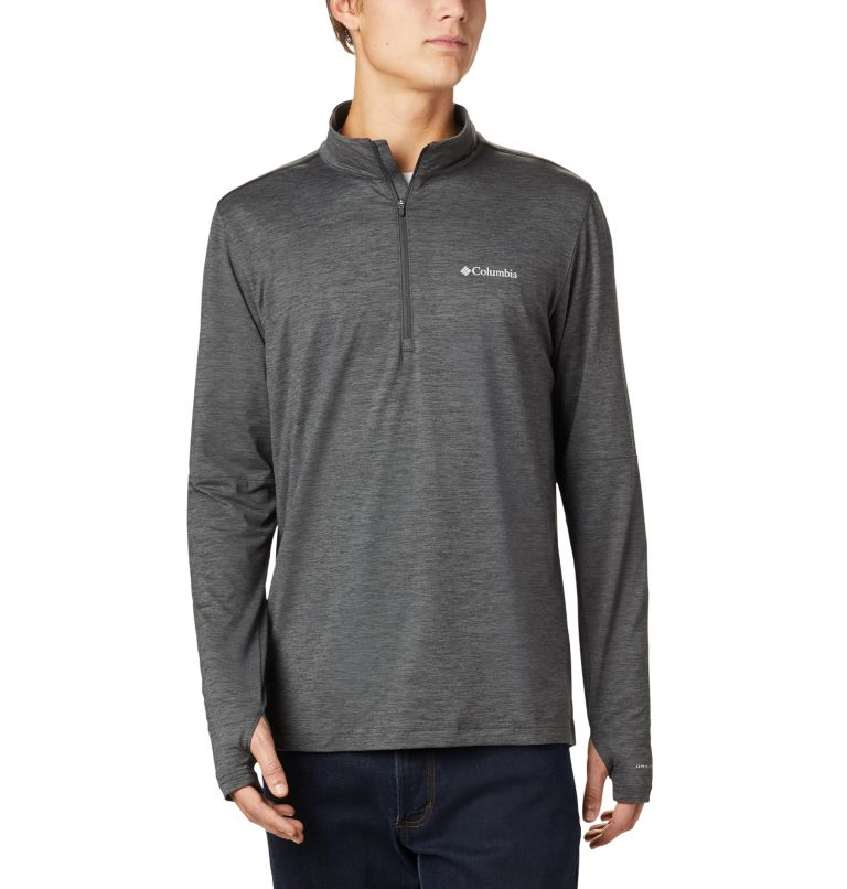 Men's Tech Trail™ 1/4 Zip Shirt Men's Tech Trail™ 1/4 Zip Shirt, front