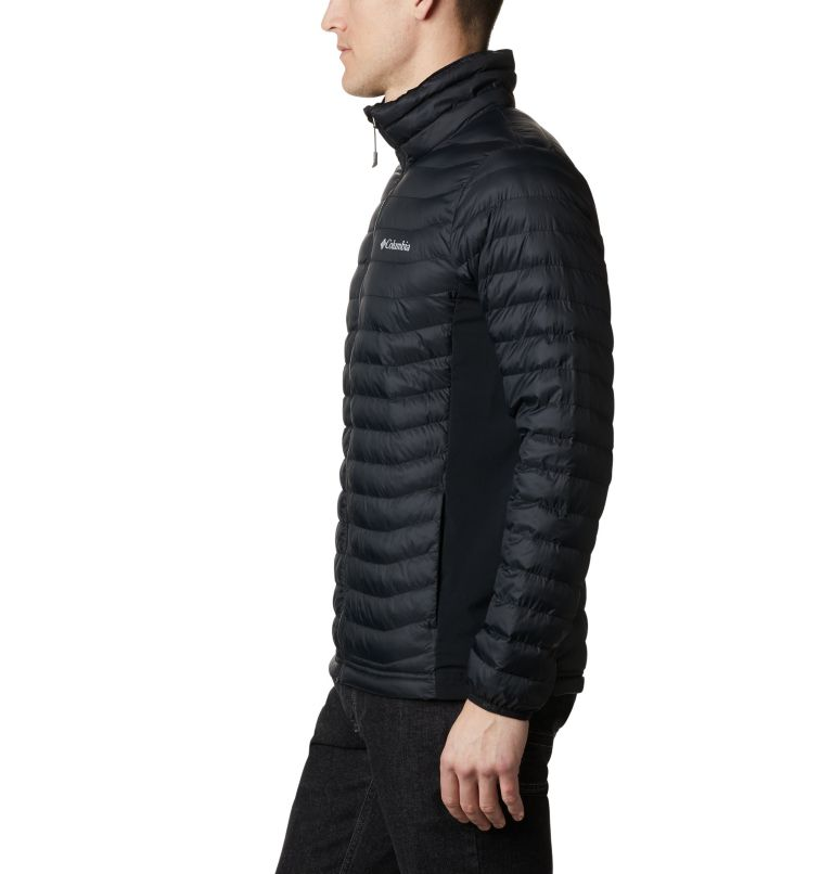 Powder Pass™ Jacket | 010 | XXL Giacca Powder Pass™ da uomo, Black, a1