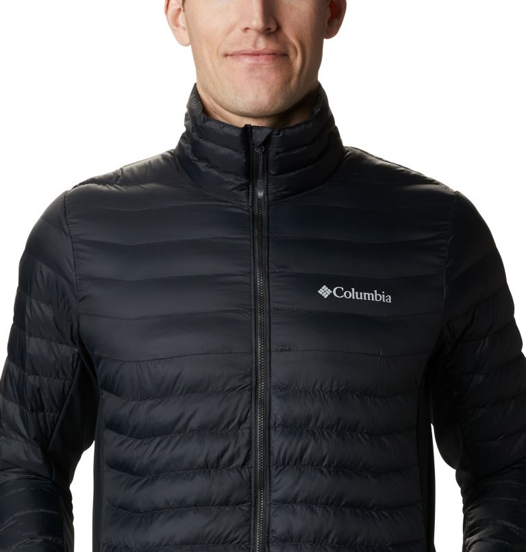 Powder Pass™ Jacket | 010 | XXL Giacca Powder Pass™ da uomo, Black, a2