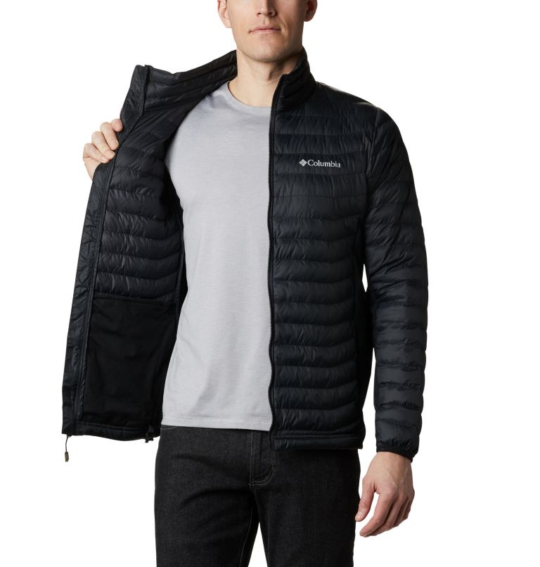 Powder Pass™ Jacket | 010 | XXL Giacca Powder Pass™ da uomo, Black, a3