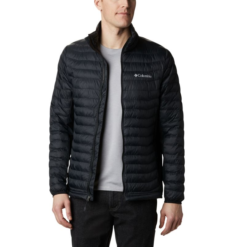 Powder Pass™ Jacket | 010 | XXL Giacca Powder Pass™ da uomo, Black, front