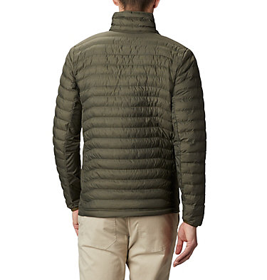 Chaqueta Powder Pass™ para hombre Powder Pass™ Jacket | 437 | L, New Olive Heather, back