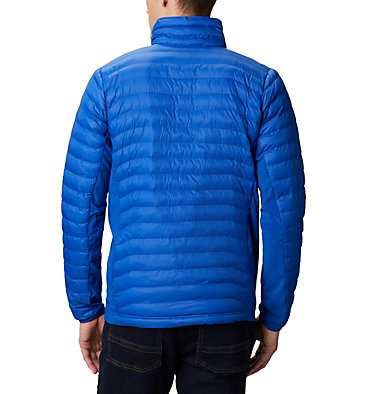 Chaqueta Powder Pass™ para hombre Powder Pass™ Jacket | 010 | L, Azul, back