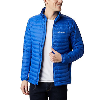Chaqueta Powder Pass™ para hombre Powder Pass™ Jacket | 010 | L, Azul, front