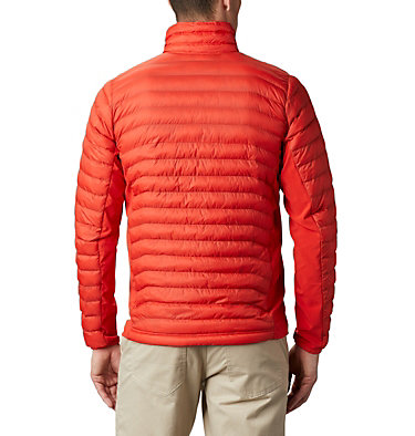 Chaqueta Powder Pass™ para hombre Powder Pass™ Jacket | 010 | L, Wildfire, back